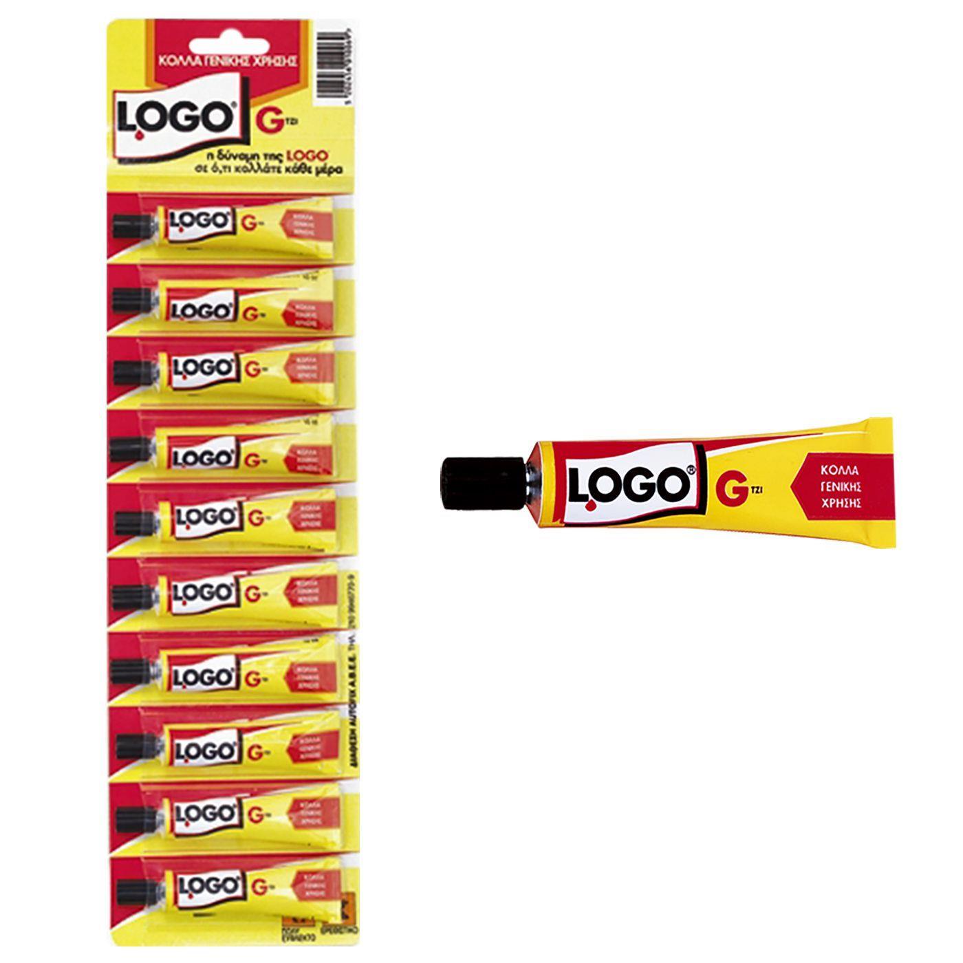 ΚΟΛΛΑ LOGGO G 10ml