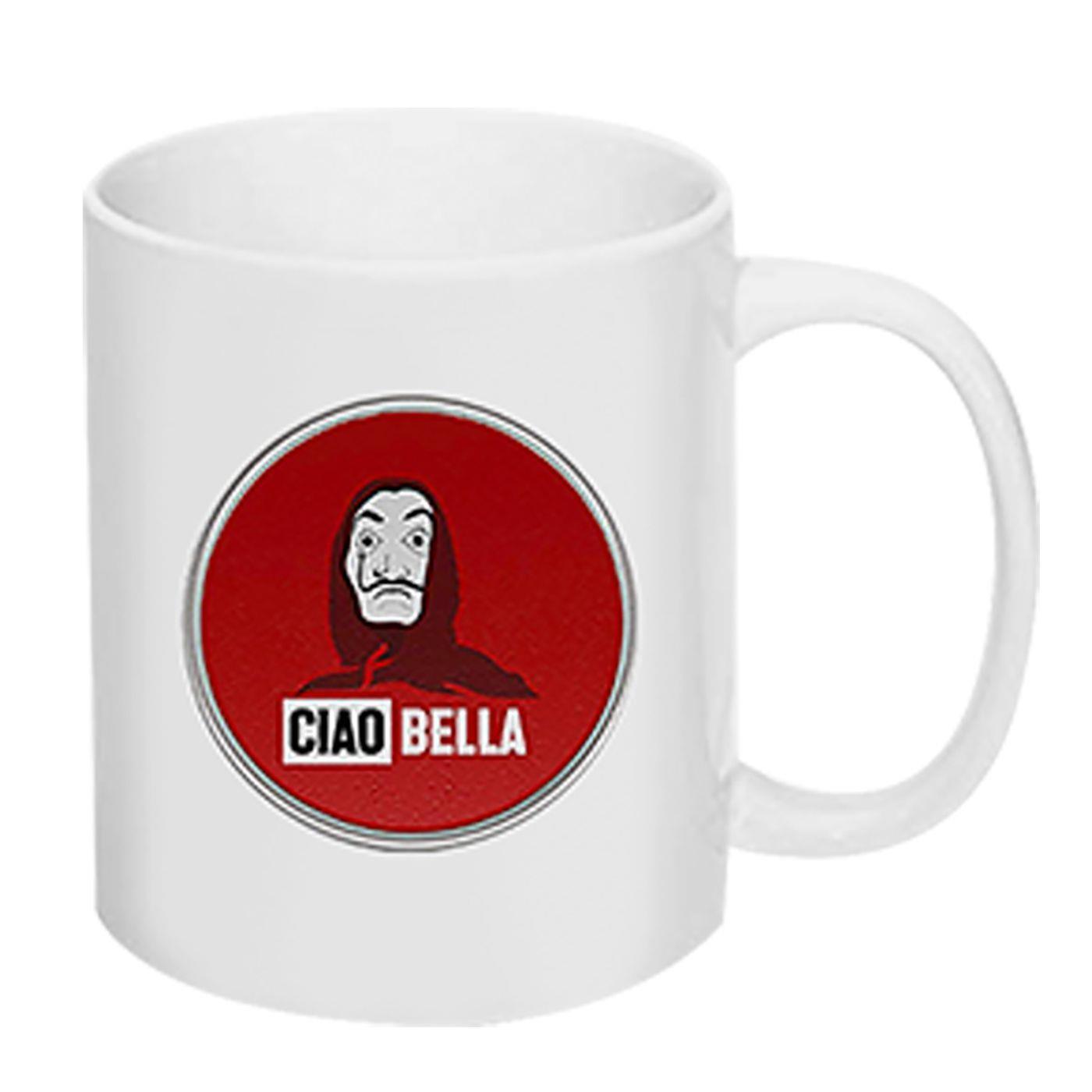ΚΟΥΠΑ ΑΣΠΡΗ CIAO BELLA 350ml