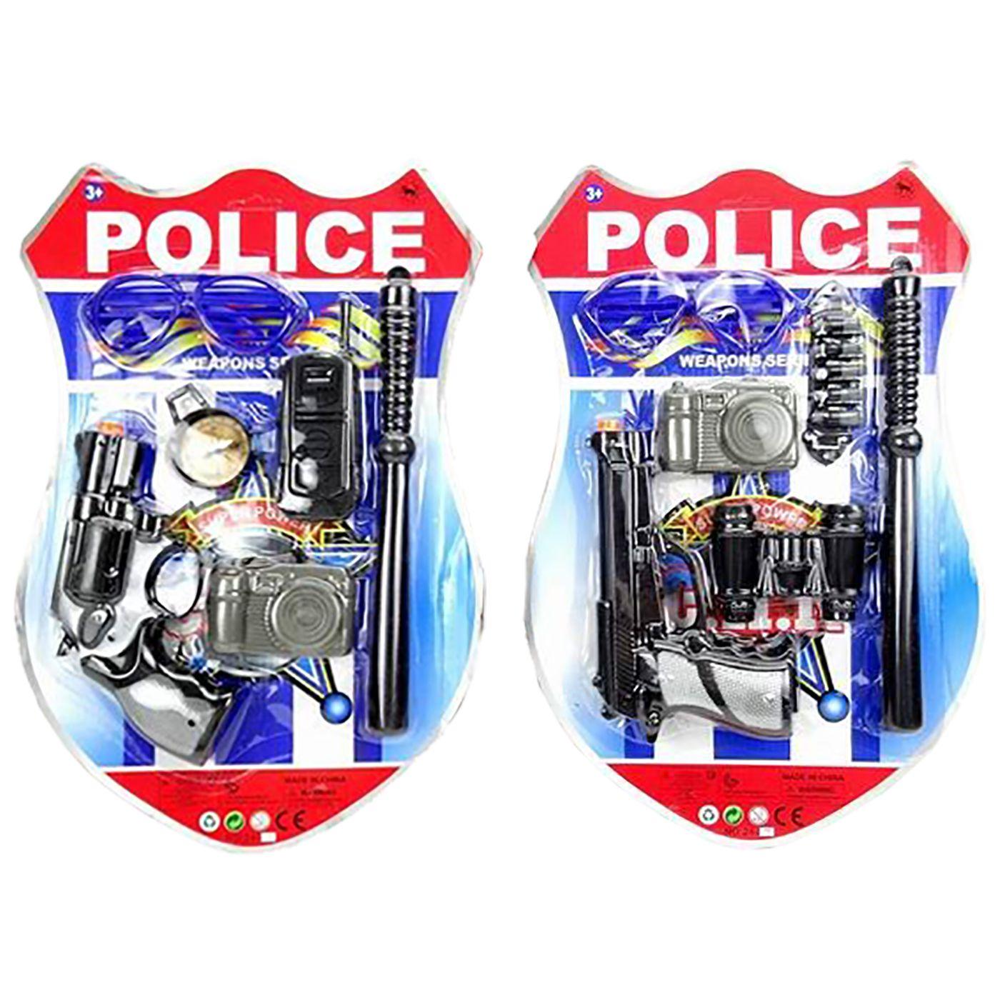 ΣΕΤ POLICE 7ΤΕΜ 36x25cm