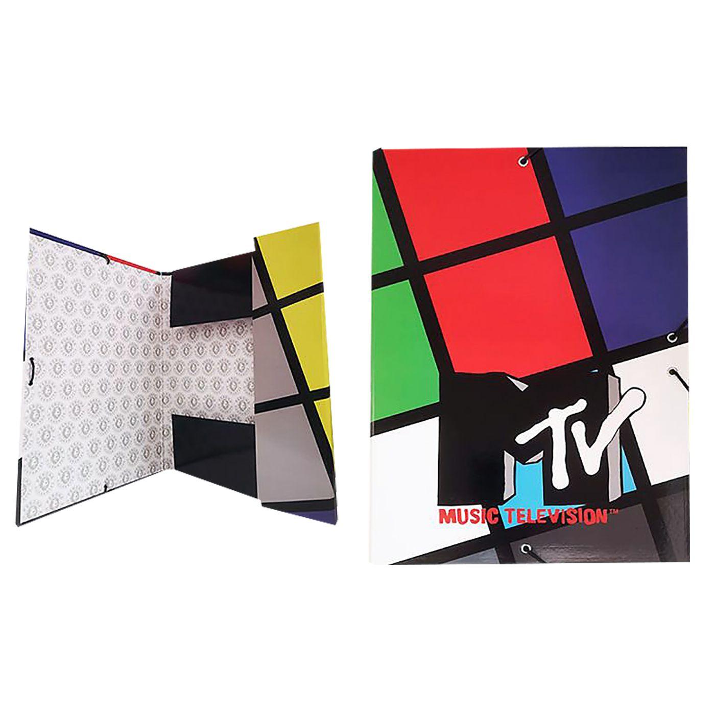 ΝΤΟΣΙΕ ΜΕ ΛΑΣΤΙΧΟ MTV 35x26cm