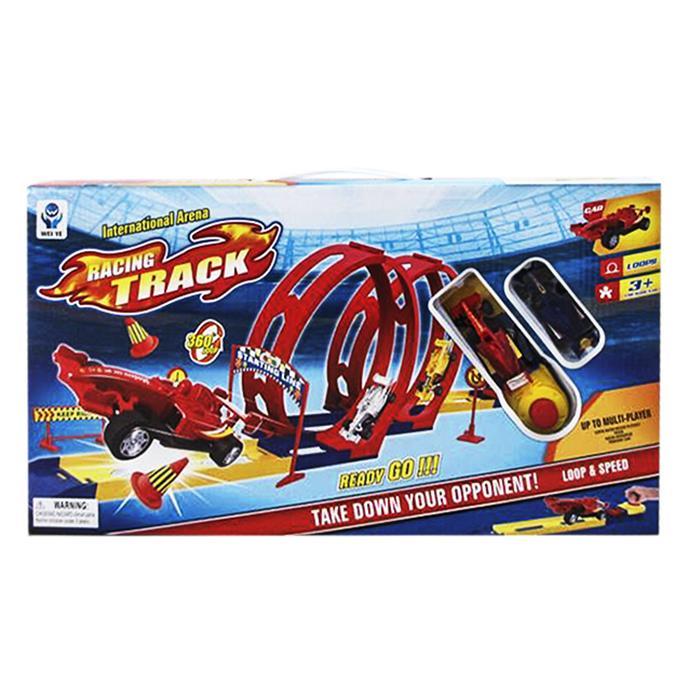 RACING TRACK 2 ΛΟΥΠ ΜΕ ΕΚΤΟΞΕΥΤΗΡΑ 48x26cm