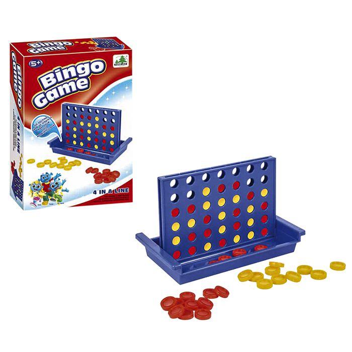 BINGO GAME 14x20cm