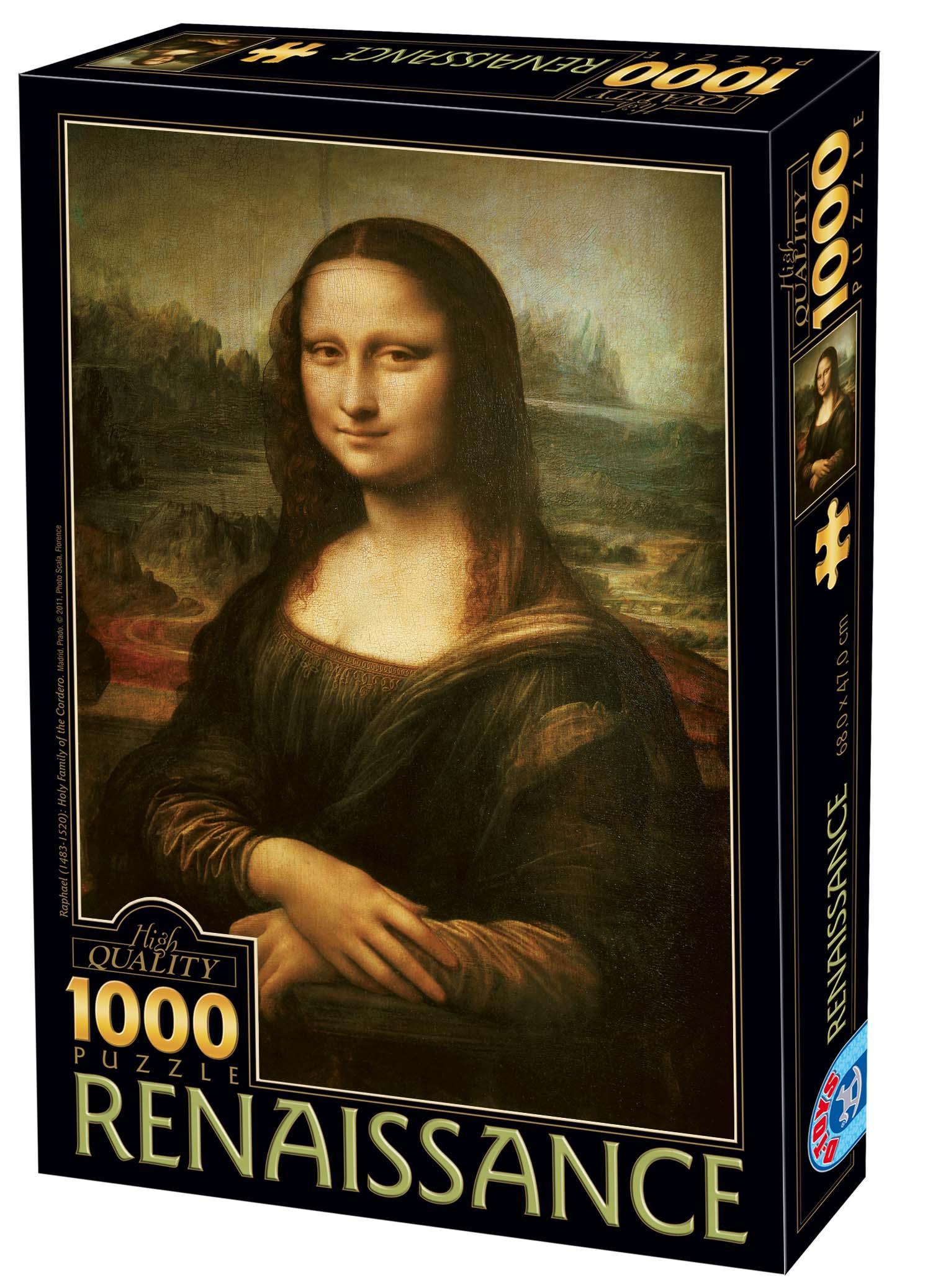 ΠΑΖΛ 1000 ΤΕΜ ΜΟΝΑ ΛΙΖΑ ΚΟΥΤΙ=28x37cm