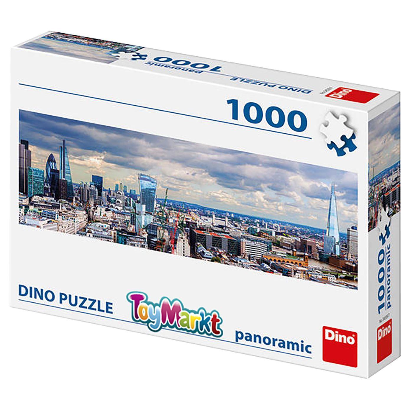 ΠΑΖΛ 1000 ΤΕΜ PANORAMIC VIEW OF LONDON 32x23x7cm
