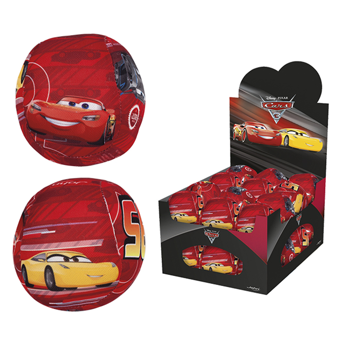 SOFT BALL 100mm CARS 3 10cm