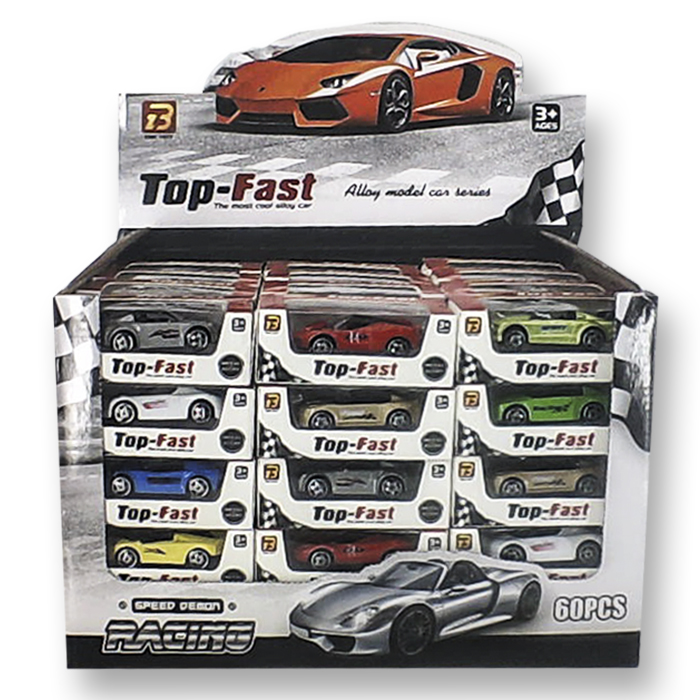 DIE CAST FREE WHEELS ΟΧΗΜΑΤΑ 10cm