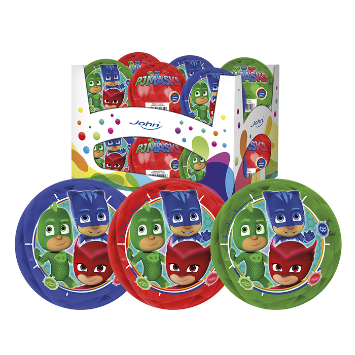 LIGHT UP BALL 10cm PJ MASKS 10 cm