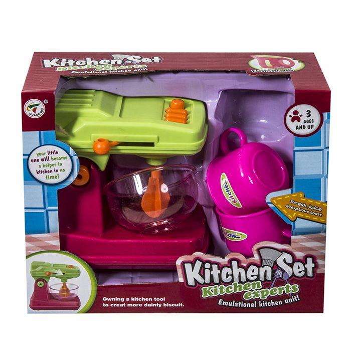 OEM Παιδικό σετ κουζίνας - μίξερ
