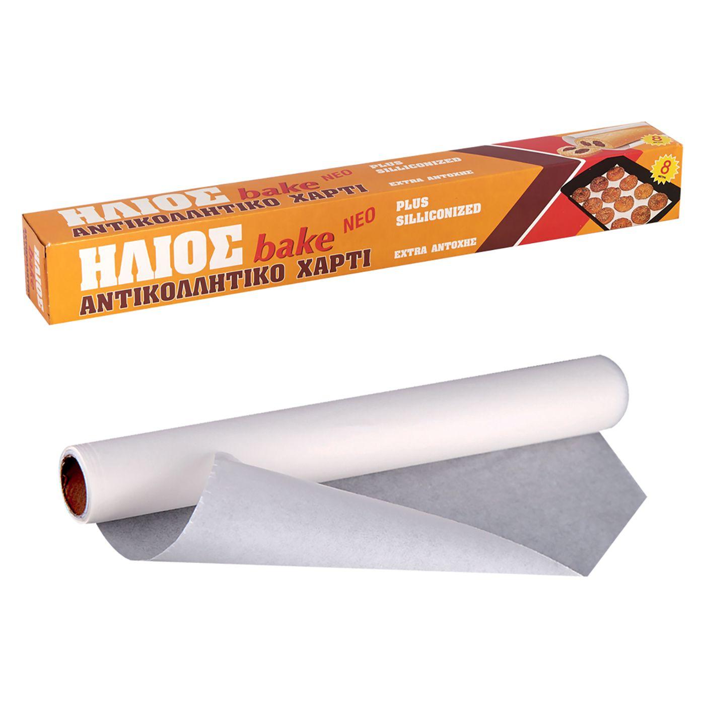 ΑΝΤΙΚΟΛΛΗΤΙΚΟ ΧΑΡΤΙ ΨΗΣΙΜΑΤΟΣ 8m x 38cm