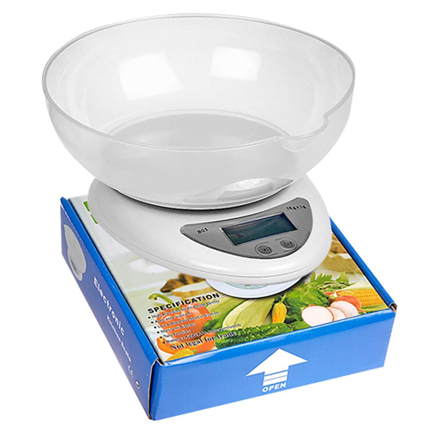 ΖΥΓΑΡΙΑ ΚΟΥΖΙΝΑΣ ΗΛΕΚΤΡΟΝΙΚΗ ΑΚΡΙΒΕΙΑΣ 0 εώς 5kg