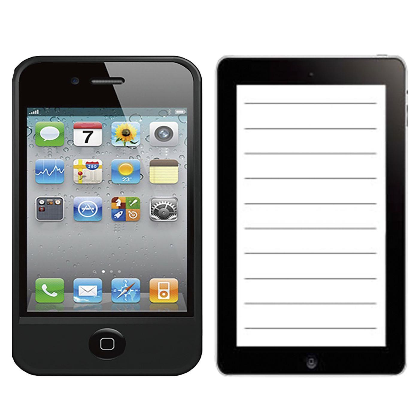 ΜΠΛΟΚ SMARTPHONE 10.5x7.5cm