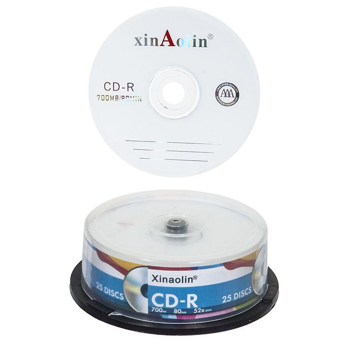 CD ΣΕ ΘΗΚΗ ΓΙΑ 25CD