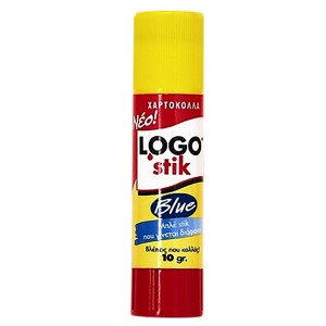 LOGO STICK BLUE 10gr
