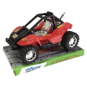 BEACH BUGGY FRICTION CAR 20cm