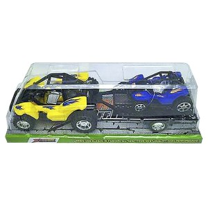 BEACH BUGGY FRICTION & ΣΥΡΟΜΕΝΟ BEACH BUGGY 37cm