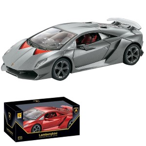LAMBORGHINI 1:24 FRICTION ΣΕ ΚΟΥΤΙ 28x12x13cm